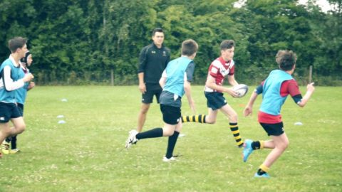 Kingsway English Plus Rugby and Worcester Warriors