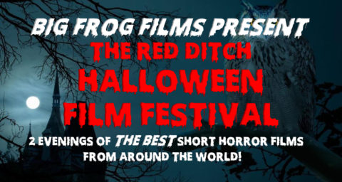 Red Ditch Halloween Film Festival 2016 a huge success!