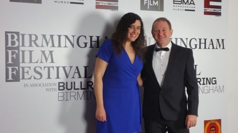 Big Frog at the Birmingham Film Festival