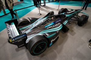 Photography Show 2018 - Jaguar Racing Car